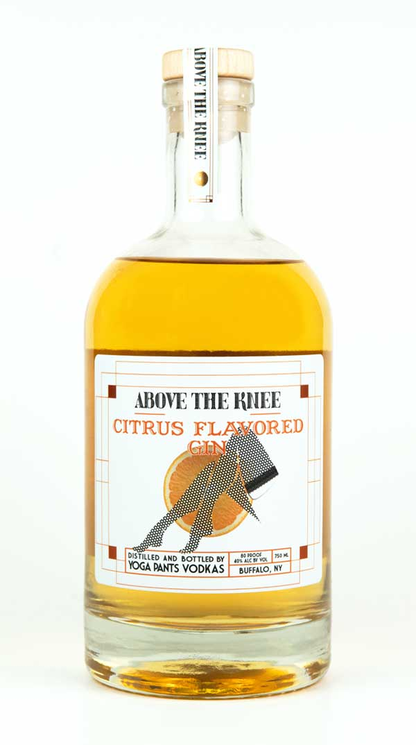 Above the Knee Citrus Gin